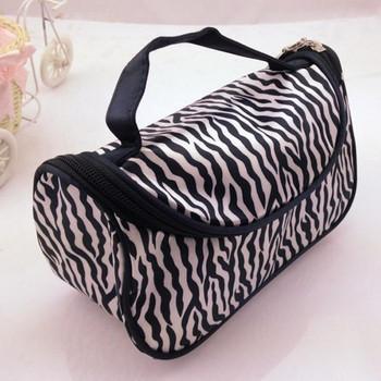 Τσάντα αποθήκευσης καλλυντικών και μακιγιάζ - δύο μοντέλα