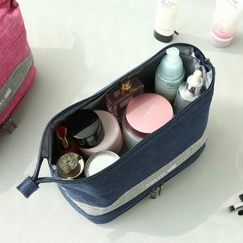 Αδιάβροχο νεσεσέρ για μακιγιάζ για καλλυντικά κατάλληλο για ταξίδια