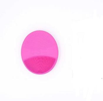 Силиконова електрическа четка за почистване на лице в три цвята