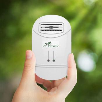 Мултифункционален въздухопречиствател, озон генератор, йонизатор и ароматизатор