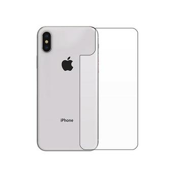 Безцветно залепващо се фолио-протектор за Iphone X/XS