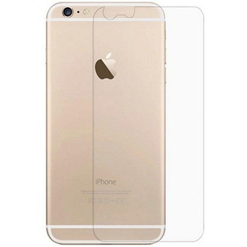 Стъклен протектор 2D за гърба на Apple Iphone 6 Plus | 6S Plus