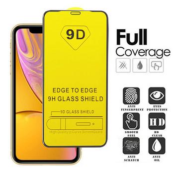 9D Стъклен протектор за Iphone X/XS
