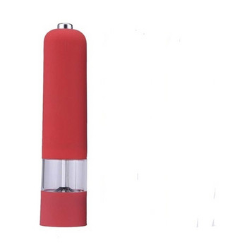 Електрическа мелница за подправки от неръждаема стомана в черен, червен и бял цвят