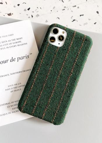 Твърд гръб за Iphone 11 Pro Max в бежов,зелен и сив цвят