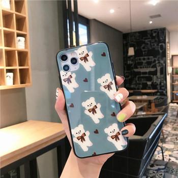 Калъф за  Iphone 11 Pro Max с мече - два модела