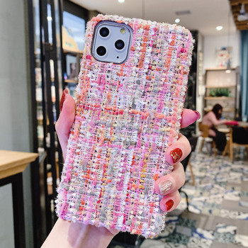 Калъф за Iphone 11 Pro Max в черен,розов,бежов цвят