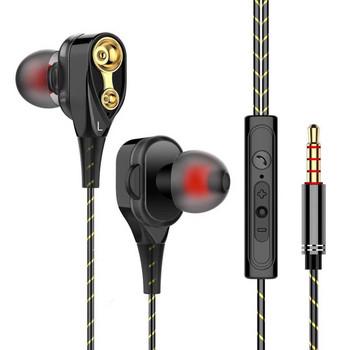 Спортни слушалки с кабел
