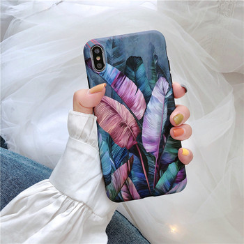 Силиконов цветен калъф за Iphone X/XS