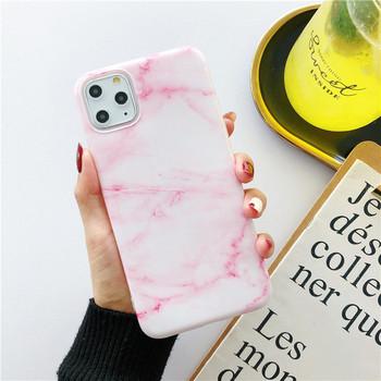 Калъф за Iphone 11 Pro Max  с мраморен ефект - няколко модела