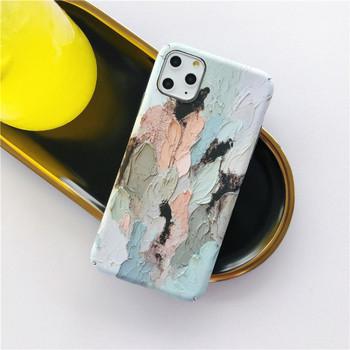 Твърд многоцветен калъф за Iphone 11 Pro Max