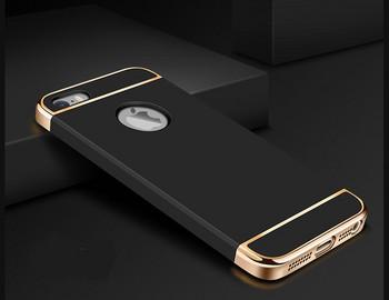 Твърд защитен матов калъф за Iphone 5/5S/5C/SE в шест цвята