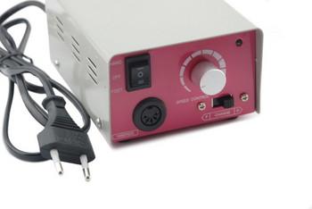 Професионална електрическа пила за маникюр и педикюр до 20 000 оборота в минута + приставки