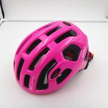 Ποδηλατικό κράνος  σε μαύρο, πορτοκαλί, ροζ, κίτρινο, μπλε και λευκό χρώμα