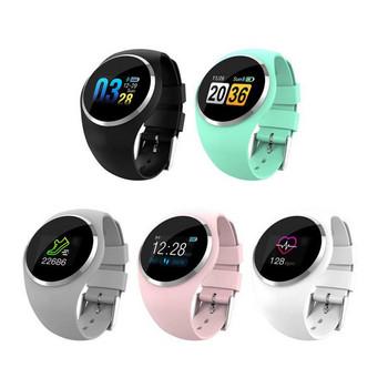 Смарт часовник модел Q1 с интелигентен ръчен монитор за кръвно налягане и монитор за фитнес тракер