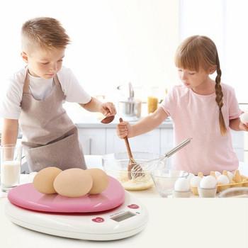 Прецизна кухненска везна във формата на сърце