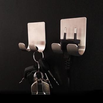Универсална стойка държач от неръждаема стомана за приложение в домакинството